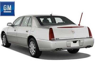 CADILLAC DTS  2006 - 2011 REAR TRUNK 3RD BRAKE LED RED STOP HIGH MOUNT LAMP NEW