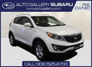 2015 Kia Sportage AWD | LOADED | MUST SEE!