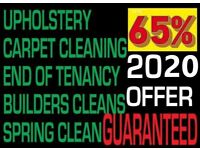 GUARANTEE PROFESSIONAL CHEAPEST END OF TENANCY CARPET CLEANING SERVICES HOUSE DOMESTIC DEEP CLEANERS