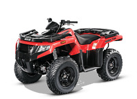 PRICED TO CLEAR 2016 Arctic Cat Alterra 550 and 700 Moncton New Brunswick Preview