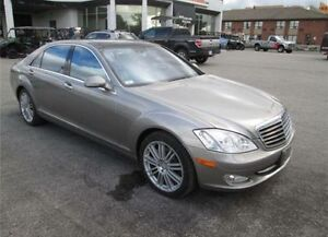 MERCEDES 4MATIC S550 LOW KMS- EXCELLENT CONDITION
