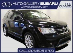 2015 Dodge Journey R/T | EVERY OPTION | LEATHER | NAVIGATION | 2