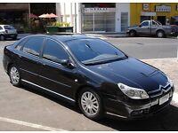 CITROEN C5 2.2 AUTO HDI : LOW MILES, HIGHEST SPEC. IDEAL LUXURY TOURING CAR