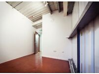 HACKNEY DOWNS STUDIOS / Studio 104: bright studio, workshop / East London