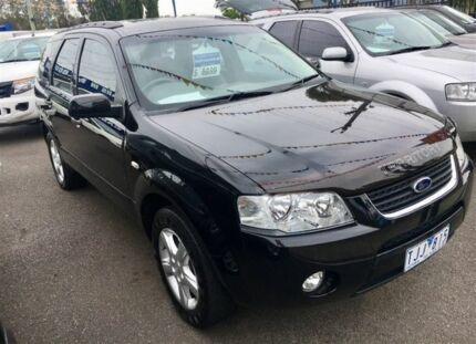 2005 Ford Territory SX TS (4x4) Black 4 Speed Auto Seq Sportshift Wagon Dandenong Greater Dandenong Preview