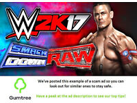 WWE Live Tickets -- Read the ad description before replying!!