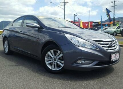 2011 Hyundai i45 YF MY11 Active Grey 6 Speed Sports Automatic Sedan