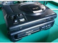 Sega mega cd megadrive wanted