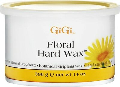 GiGi *** 0888 Floral Hard Wax 14oz.