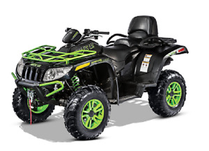 NO BRAINER SALE PRICES SLASHED ON ARCTIC CAT DIRT PRODUCTS