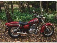 2001 Suzuki marauder 125cc
