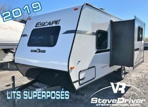 2019 KZ-RV Escape E201BH