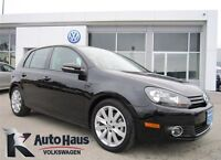 2013 Volkswagen Golf Highline w/NAV $5,000 Clearance Discount!