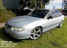 1999 Holden Commodore Vtii Olympic Edition Silver 4 Speed Automatic Sedan Tuerong Mornington Peninsula Preview
