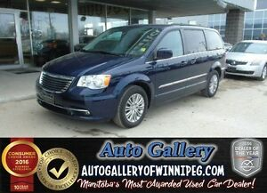 2016 Chrysler Town & Country Touring *Lthr