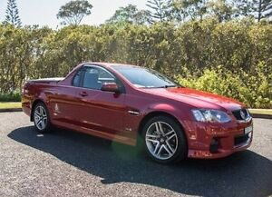 2012 Holden Ute VE II SS THUNDER UTE SA 6SP 6. Red Automatic Port Macquarie Port Macquarie City Preview