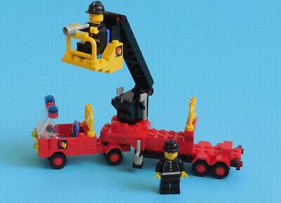 Lego Classic Town Fire Set 6690 Snorkel Pumper 100% complete vintage rare 1980