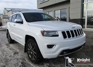 2014 Jeep Grand Cherokee Overland Heated/Cooled Leather NAV Remo