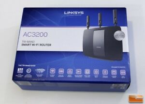 Linksys AC3200 Tri-Band router Model EA9200