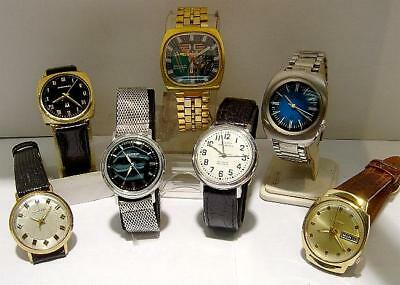 Repair-Restoration Service for Bulova Accutron Watches - Free Shipping*!