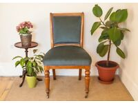 Antique Victorian Mahogany Chair