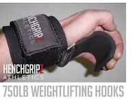 Weightlifting straps / hooks