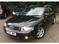 Audi A4 Avant SPORT 2.0 HISTORY+FULL LEATHER+DR OWNER+NW MOT+BLUETOOTH