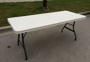 Tables for Rent - Calgary Rental Guys