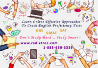 Experienced Online Tutors Of EQAO-SAT-GMAT Available Now At Home