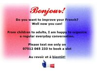 French everyday conversation