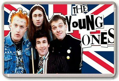 THE YOUNG ONES Fridge Magnet 01
