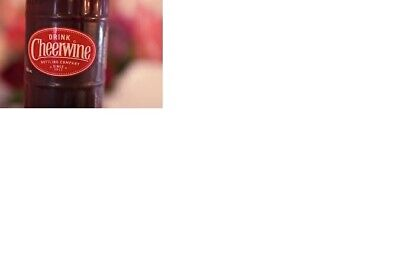 Cheerwine Soda Syrup Concentrate 5 Gallon Bag In Box 5gal 06182020