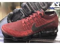 Red vapormax
