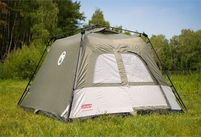 NEW FESTIVAL 4 BERTH CAMPING TENT IN BOX WITH INSTRUCTIONS & NEW FESTIVAL 4 BERTH CAMPING TENT IN BOX WITH INSTRUCTIONS | in ...