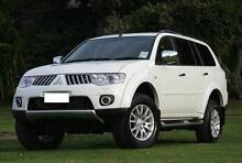 2012 Mitsubishi Challenger Wagon Bywong Queanbeyan Area Preview