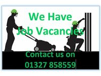 Commercial Landscapers / Fencers Required