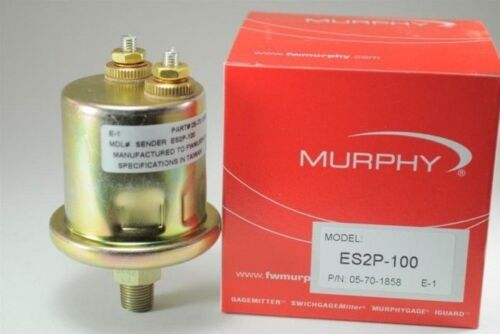 FW Murphy ES2P-100 PRESSURE SENDER