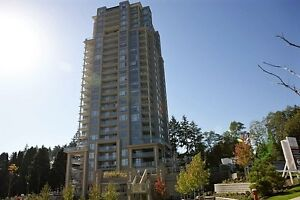 Beautifully Furnished 25th Flr 1Bdm/Bth Views of Fraser River