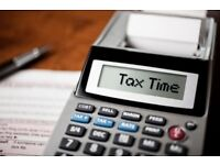 Tax returns, bookkeeping & accountancy services