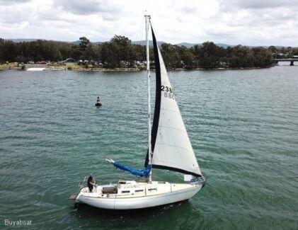 Adams 31 Yacht