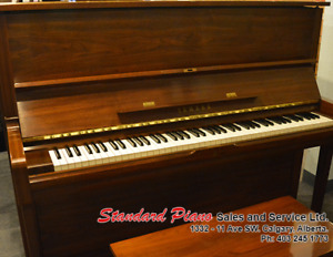 "Locally Preowned Yamaha U1, NOT Imported ""Gray Market"" Piano"
