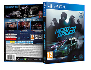 PS4 need for speed trade for uncharted 4