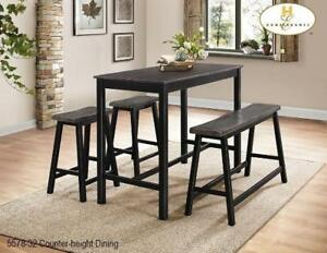 Contemporary Counter-height Kichen Set - Available online only (MA300)