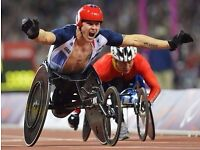 2 x Tickets for World Para Athletics Championships (Evening Thursday 20th July).