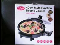 Multi function cooker pan