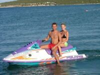 POLARIS 3 SEATER SEA DOO WITH REVERSE.$3750 O.B.O.
