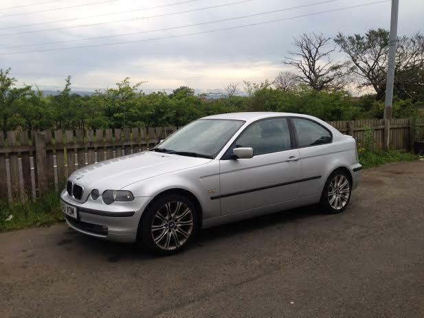 bmw 316ti compact in gartcosh glasgow gumtree. Black Bedroom Furniture Sets. Home Design Ideas