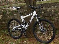 Commencal Combi S mountain bike