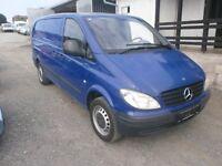 06 Mercedes Vito 109 CDI panel van 110k LWB No Vat