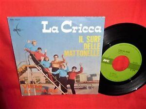 LA CRICCA Il Surf delle mattonelle 45rpm 7' PS 1964 ITALY MINT - Italia - Very happy or money back, no question asked! - Italia